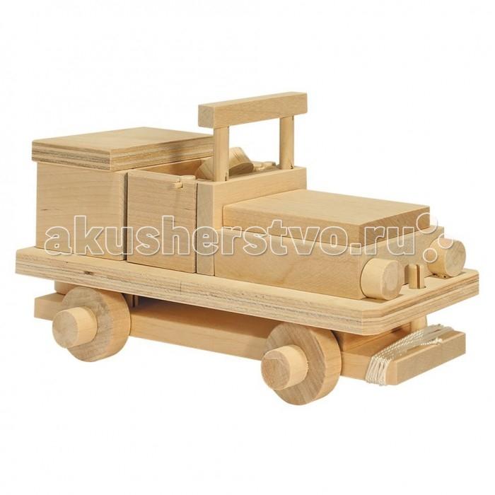 Каталка-игрушка Теремок Конструктор Кабриолет 2
