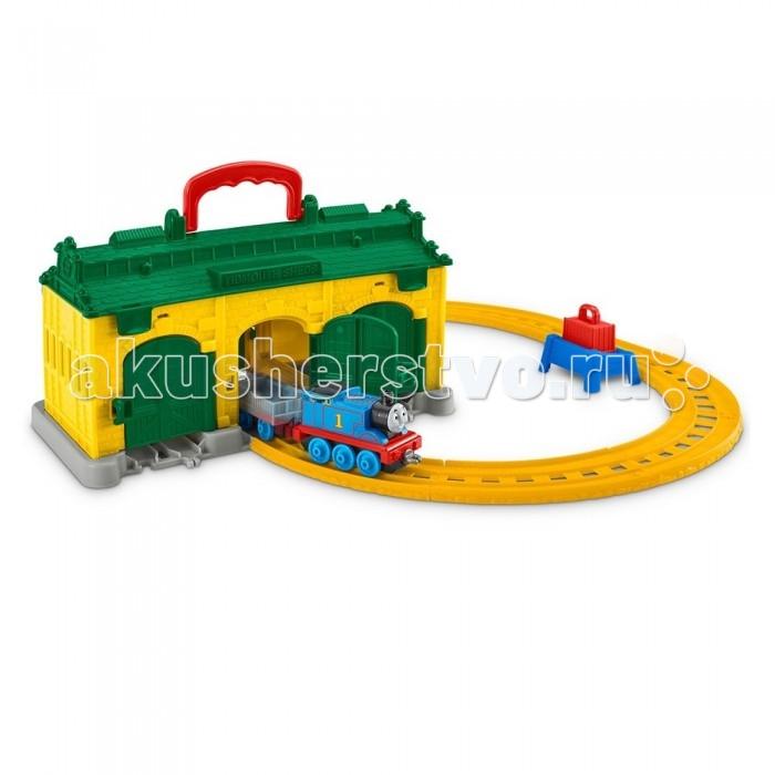 Thomas & Friends Игровой набор Депо Тидмута