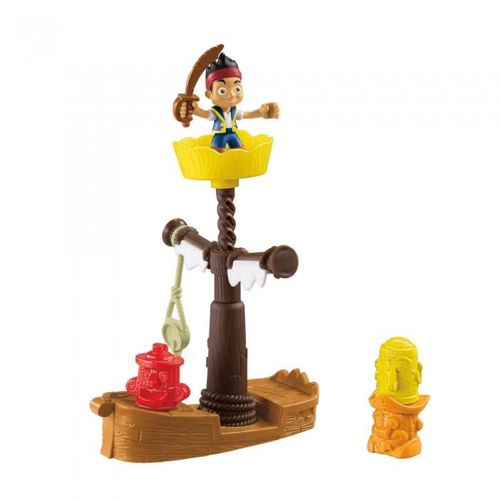 Игровые наборы Fisher Price Mattel Игровой набор Джейк и пиратский корабль игровые наборы mattel форсаж игровой набор