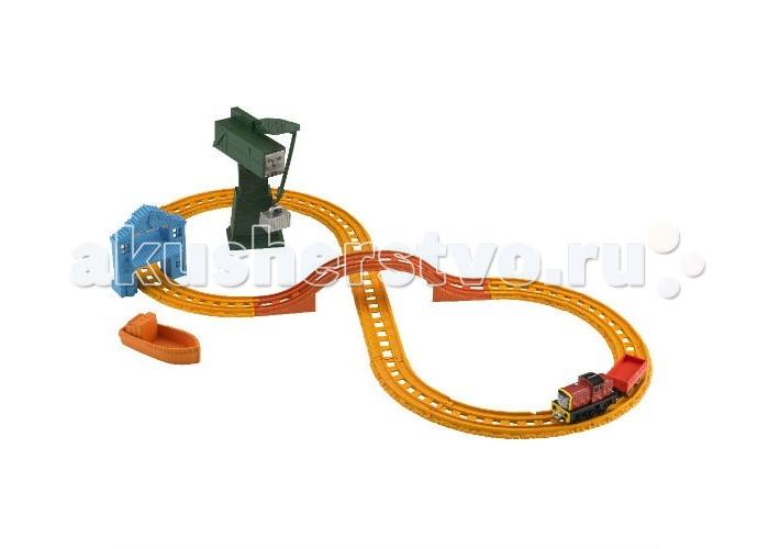 Thomas & Friends Игровой набор Солти и Крэнки доставляют груз