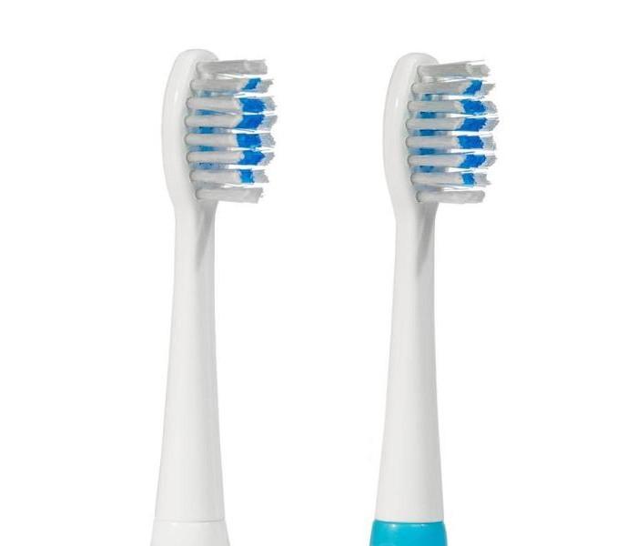 Гигиена полости рта CS Medica Насадки SP-11 для зубной щетки SonicPulsar CS-161 2 шт. гигиена полости рта cs medica насадки sp 23 для зубной щетки sonicpulsar cs 232 2 шт