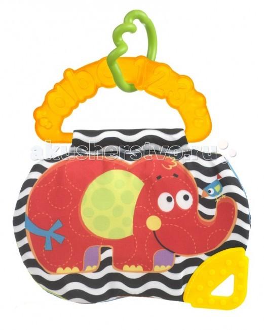 Подвесные игрушки Playgro Слоник 0182369 playgro мягкая игрушка слоник 102827