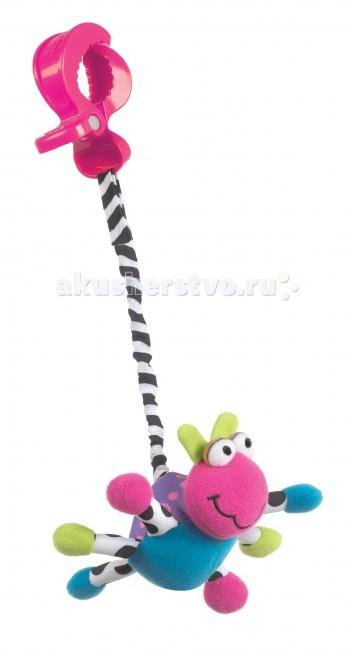 Подвесные игрушки Playgro Божья коровка 0183246 игрушки подвески playgro игрушка подвеска девочка божья коровка