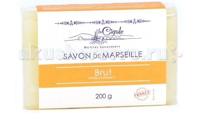Косметика для мамы La Cigale Мыло марсельское Гипоаллергенное (Брют) купить шампанское брют мишель гоне