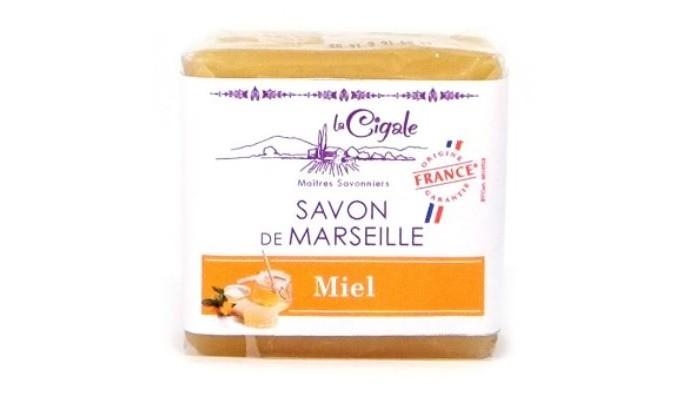 Косметика для мамы La Cigale Мыло марсельское Мед 100 г как фермеру быстро продать мед