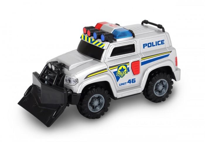 Dickie Полицейская машина со светом и звуком 15 см