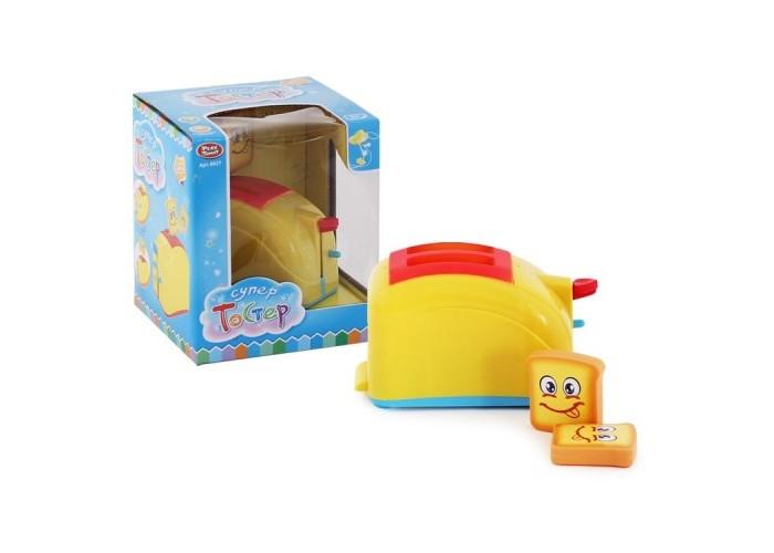 Ролевые игры Joy Toy Тостер 0927 тостер smeg tsf02pkeu