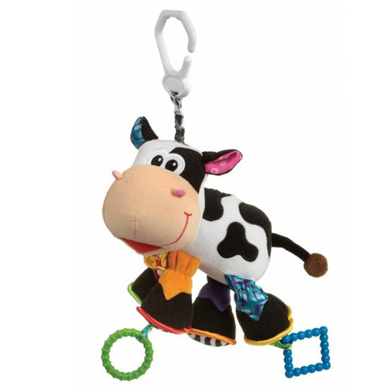 Подвесная игрушка Playgro Корова 0182953