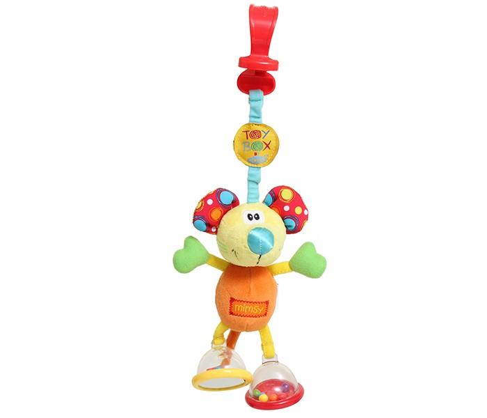 Подвесные игрушки Playgro Мышка 0101141 подвесные игрушки playgro львенок 0181513