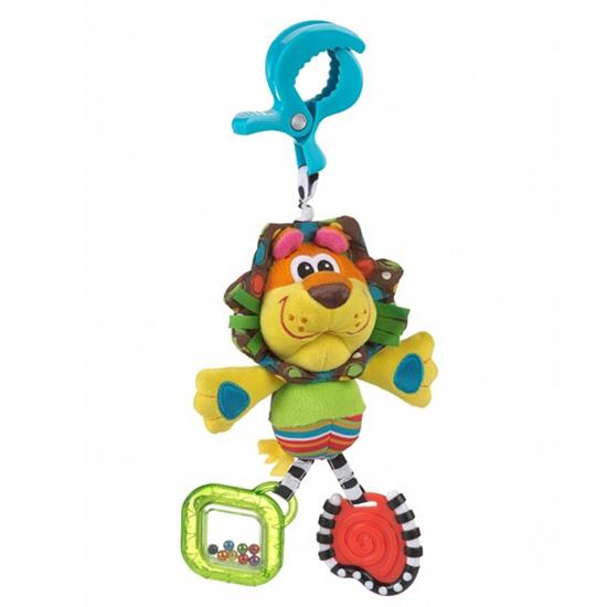 Подвесные игрушки Playgro Львенок 0182853 игрушки подвески amico развивающая игрушка подвеска львенок
