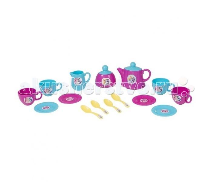Ролевые игры HTI Чайный набор My Little Pony ролевые игры hti микроволновая печь