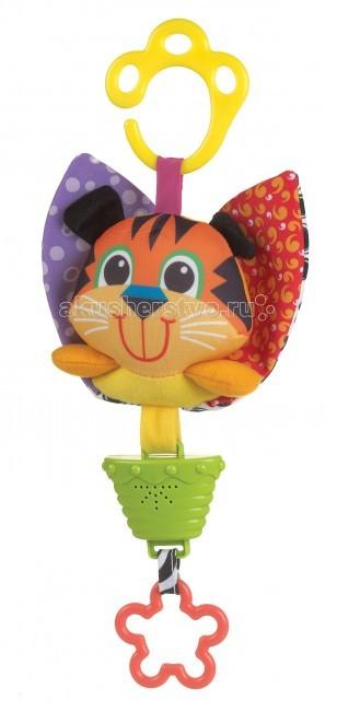 Подвесные игрушки Playgro Тигр 0183299 игрушки подвески playgro игрушка подвеска обезьянка