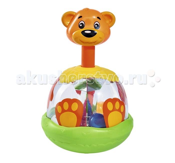 Погремушки Simba Медведь с шарами в животе 20 см погремушки simba турник с погремушками 60 см 8 8