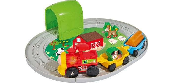 Развивающие игрушки Simba Набор развивающий Железная дорога звук 30 см simba simba руль игровой свет звук
