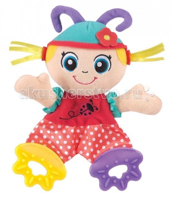 Развивающие игрушки Playgro Божья коровка 0183154 игрушки подвески playgro игрушка подвеска девочка божья коровка