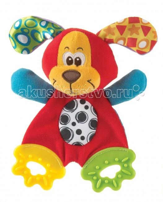 Развивающие игрушки Playgro Щенок 0183155 игрушки playgro