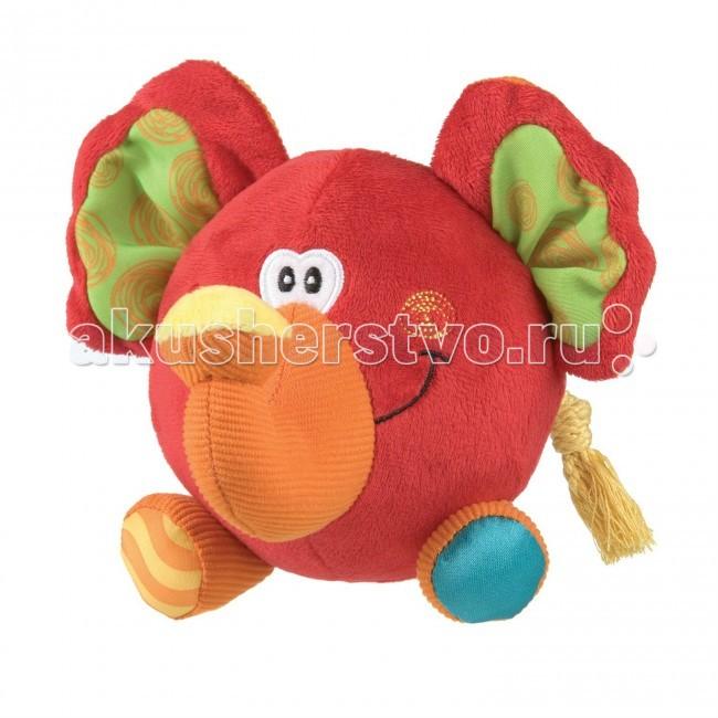 Мягкая игрушка Playgro Слоник-хохотун 0102827
