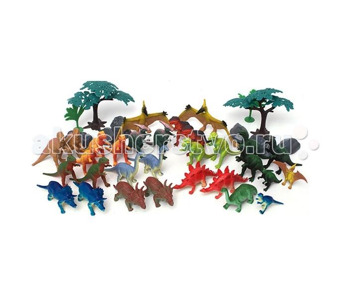 Игровые фигурки Boley Игровой набор Динозавры 40 предметов boley игровой набор из 3 х предметов серия софия прекрасная 82527