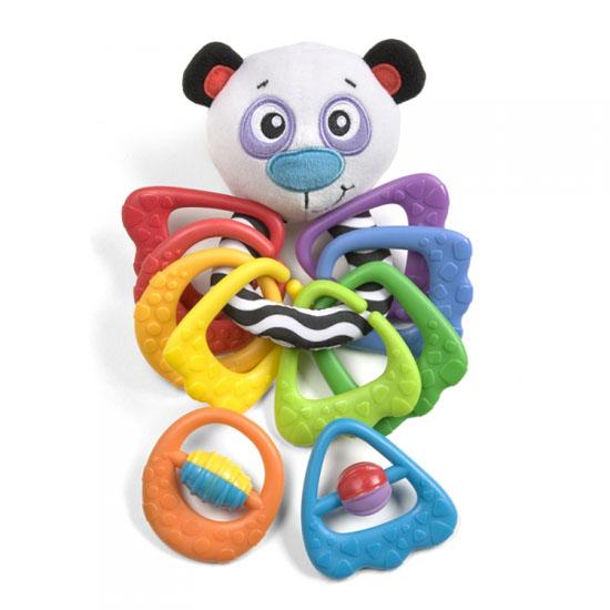 Гигиена и здоровье , Прорезыватели Playgro Панда 0181593 арт: 24545 -  Прорезыватели