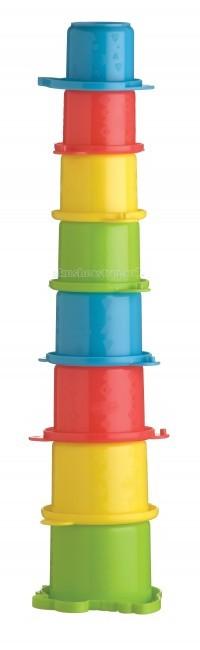 Развивающие игрушки Playgro Стаканчики 0180269 игрушки для ванной playgro набор кораблики