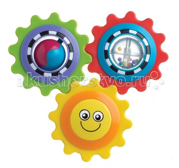 Развивающие игрушки Playgro Веселое солнышко 4082647 головоломки playgro игрушка веселое солнышко