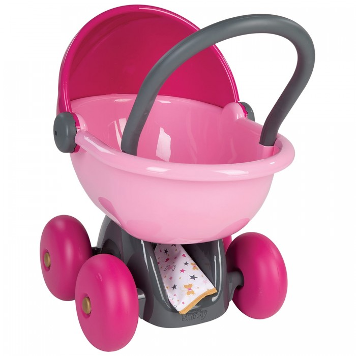 Коляски для кукол Smoby Baby Nurse 220312 smoby ходунки коляска для кукол