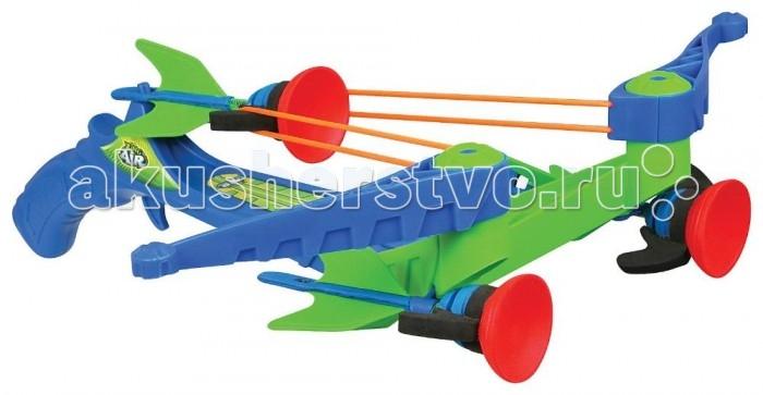 Игрушечное оружие Zing Игрушечный Арбалет Zing Air ZX-Crossbow 3 стрелы купить блочный арбалет scorhyd с обратными плечами
