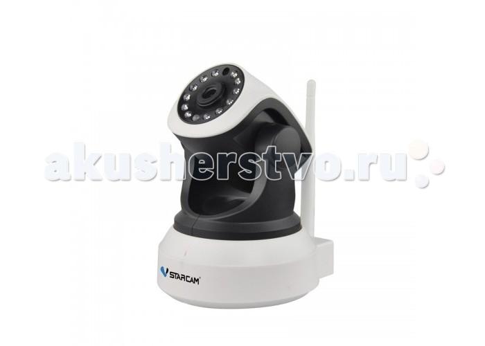 Vstarcam Корпусная камера C7824WIPКорпусная камера C7824WIPКорпусная камера C7824WIP VSTARCAM  - совмещает в себе низкую стоимость и существенный функционал: HD видео (1280 на 720), простая настройка p2p, поддержка карт памяти для записи архива до 64 ГБ, функцию поворота по горизонтали и вертикали, ИК подсветку до 10 метров, WIFI, протоколы RTSP и Onvif. Vstarcam делает все, чтобы качественные камеры были доступны.  Vstarcam C7824WIP имеет проcтое и понятное русскоязычное приложение для настройки, просмотра и управления всеми функциями камеры. Не требуется использовать статические IP адреса, вся работа с камерой максимально упрощена!  Запись на карту Micro SD объемом до 64ГБ происходит циклически, старые файлы автоматически стираются и меняются на новые. Есть возможность удаленного обращения к карте памяти через приложение.  Камера обладает существенным набором сценариев работы:  запись по движению, запись по расписанию, запись по событию.  Камера может передавать тревожные сообщения на ваш телефон, планшет, компьютер. Выбирая Vstarcam C7824WIP вы всегда будете в курсе событий.<br>