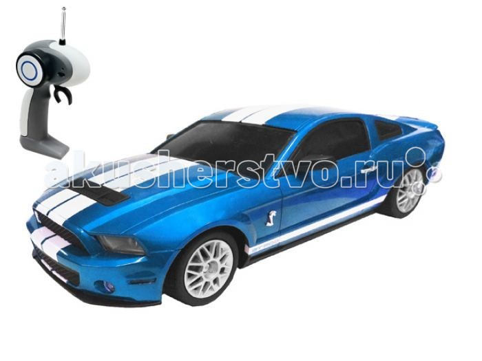 Auldey Машина на радиоуправлении Ford-Mustang Shelby 1:16
