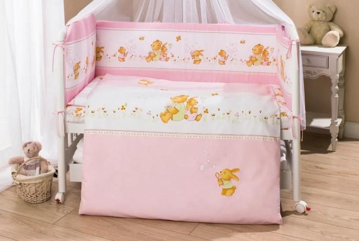 Комплект в кроватку Perina Фея (7 предметов)