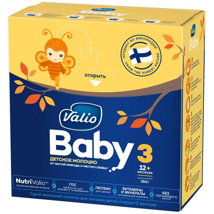 Молочные смеси Valio Baby 3 Молочная смесь от 12 мес. 350 г valio молочная смесь valio baby валио бэби 3 c 12 мес 350 г