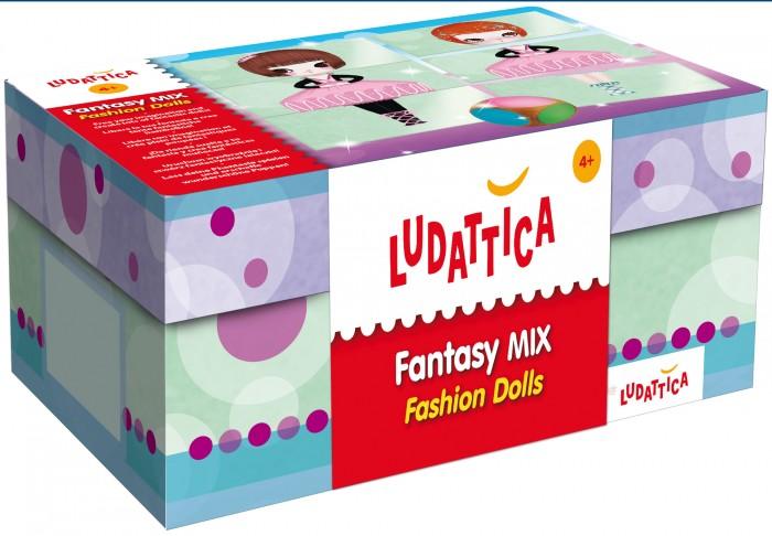 Настольные игры Ludattica Игра настольная Мода Микс 52349