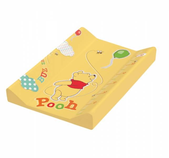 Накладки для пеленания OKT Накладка для пеленания Disney Винни Пух с меркой 70х50 окт кресло в ваннуокт disney винни пух нескольз желтый