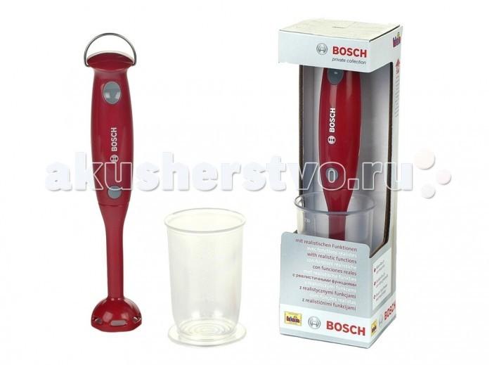 Ролевые игры Klein Игрушечный блендер Bosch насадка для кухонного комбайна bosch muz8cc2