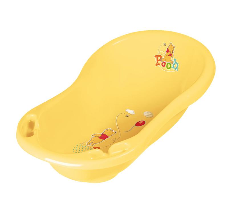 Детские ванночки OKT ванночка Disney Винни Пух 84 см ледянка disney винни пух