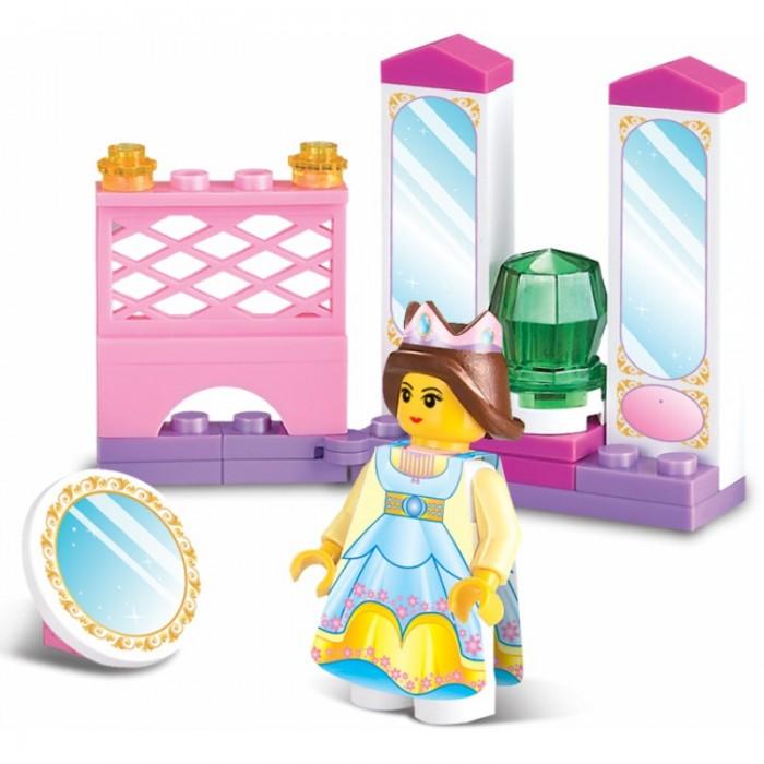 Конструкторы Sluban Аксессуары для принцессы 29 деталей серебряный дневник принцессы