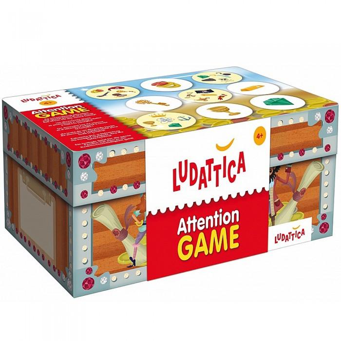 Настольные игры Ludattica Игра настольная Сокровище пиратов 52400