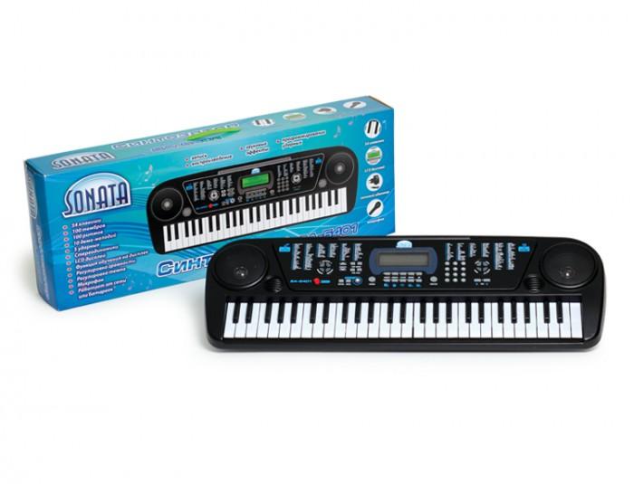 Музыкальный инструмент Sonata Синтезатор русифицированный SA-5401 фото