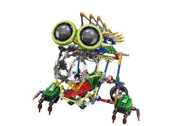 Конструкторы Loz Электромеханический iRobot Робот МегаЛап