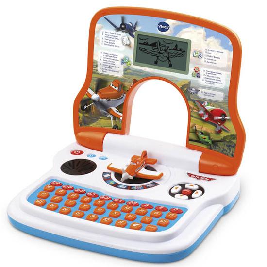 Электронные игрушки Vtech Обучающий компьютер Дасти игровые рули vtech обучающий атлас тачки