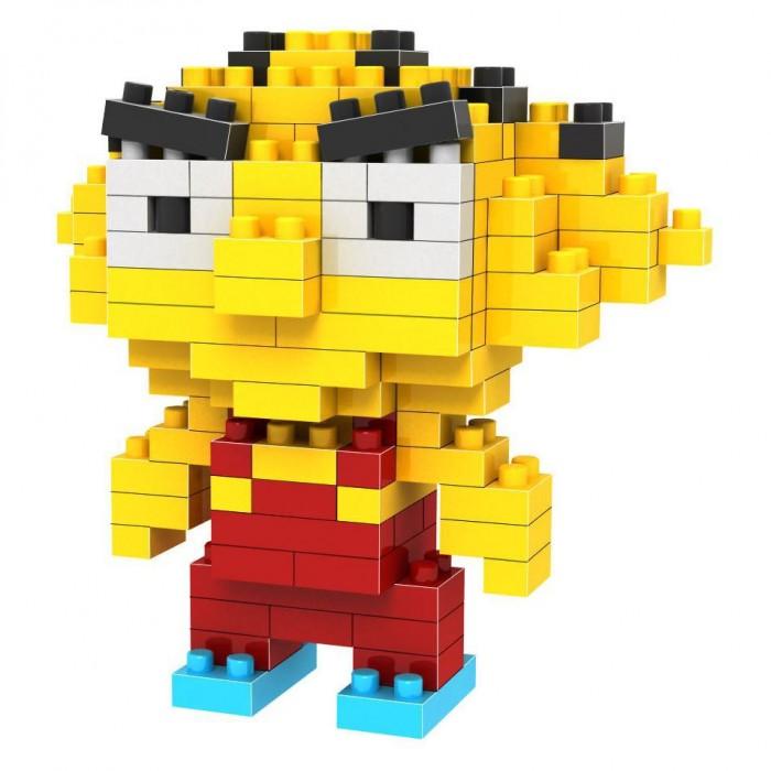 Конструкторы Loz Diamond Block Сорванец Стю 110 деталей loz 140pcs m 9147 spongebob figure building block educational diy toy