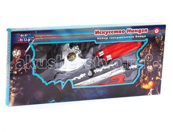 Игрушечное оружие BeBoy Игровой набор Ниндзя 7793 поло print bar иероним босх сад земных наслаждений