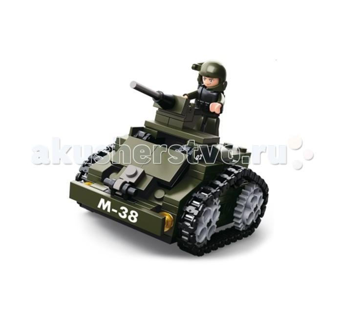 где купить Конструкторы Sluban Армия Броневик 151 деталь по лучшей цене