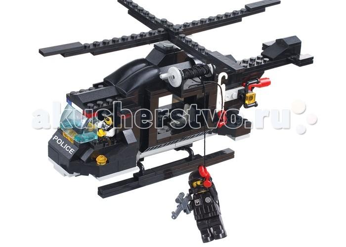 где купить Конструкторы Sluban Военная полиция Вертолет 219 деталей по лучшей цене
