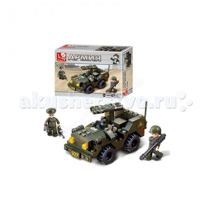 где купить Конструкторы Sluban Вооруженные силы Армия 102 детали по лучшей цене