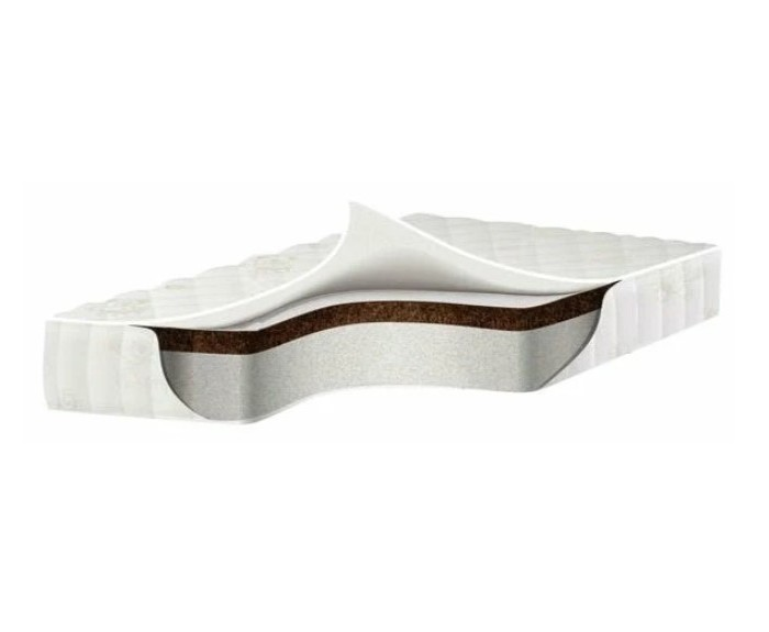 Матрас Babysleep премиум класса EcoForm Cotton 125x65
