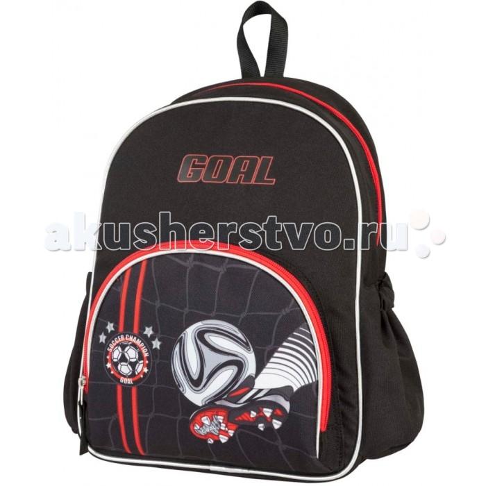 Развитие и школа , Школьные рюкзаки Target Collection Рюкзак малый Чемпион по футболу арт: 249070 -  Школьные рюкзаки
