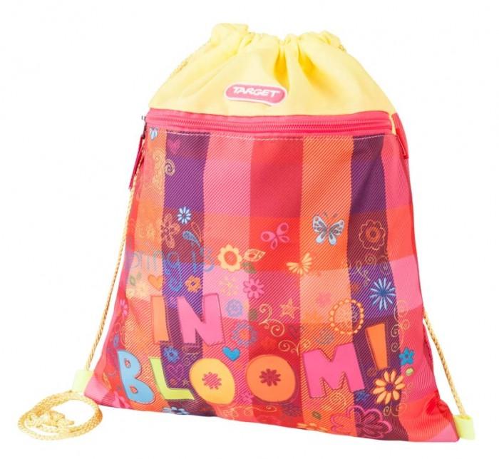 Школьные рюкзаки Target Collection Сумка для детской сменной обуви Расцветание