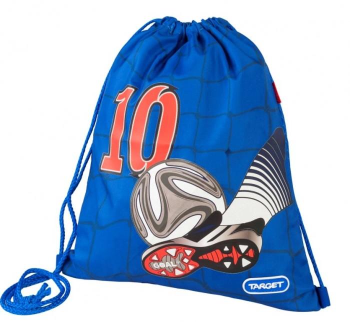 Школьные рюкзаки Target Collection Сумка для детской сменной обуви Улётный футбол