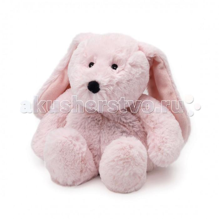 Warmies Cozy Plush Игрушка-грелка Розовый кролик от Акушерство